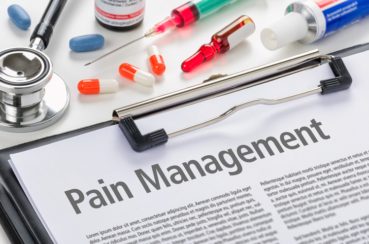 Pain: Everything works, but nothing is effective