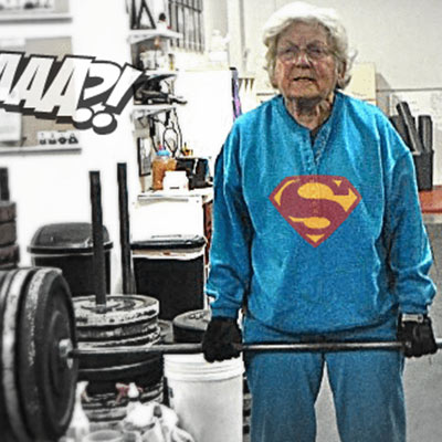 High Intensity Resistance Training for Osteoporosis:  Are we playing it too safe?