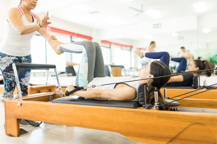 5 Reasons Why You Should Try Pilates