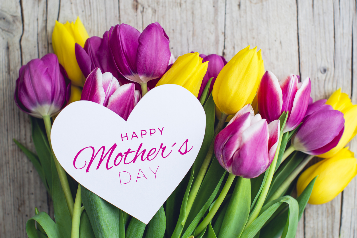Texts4Mom – Happy Mother's Day!