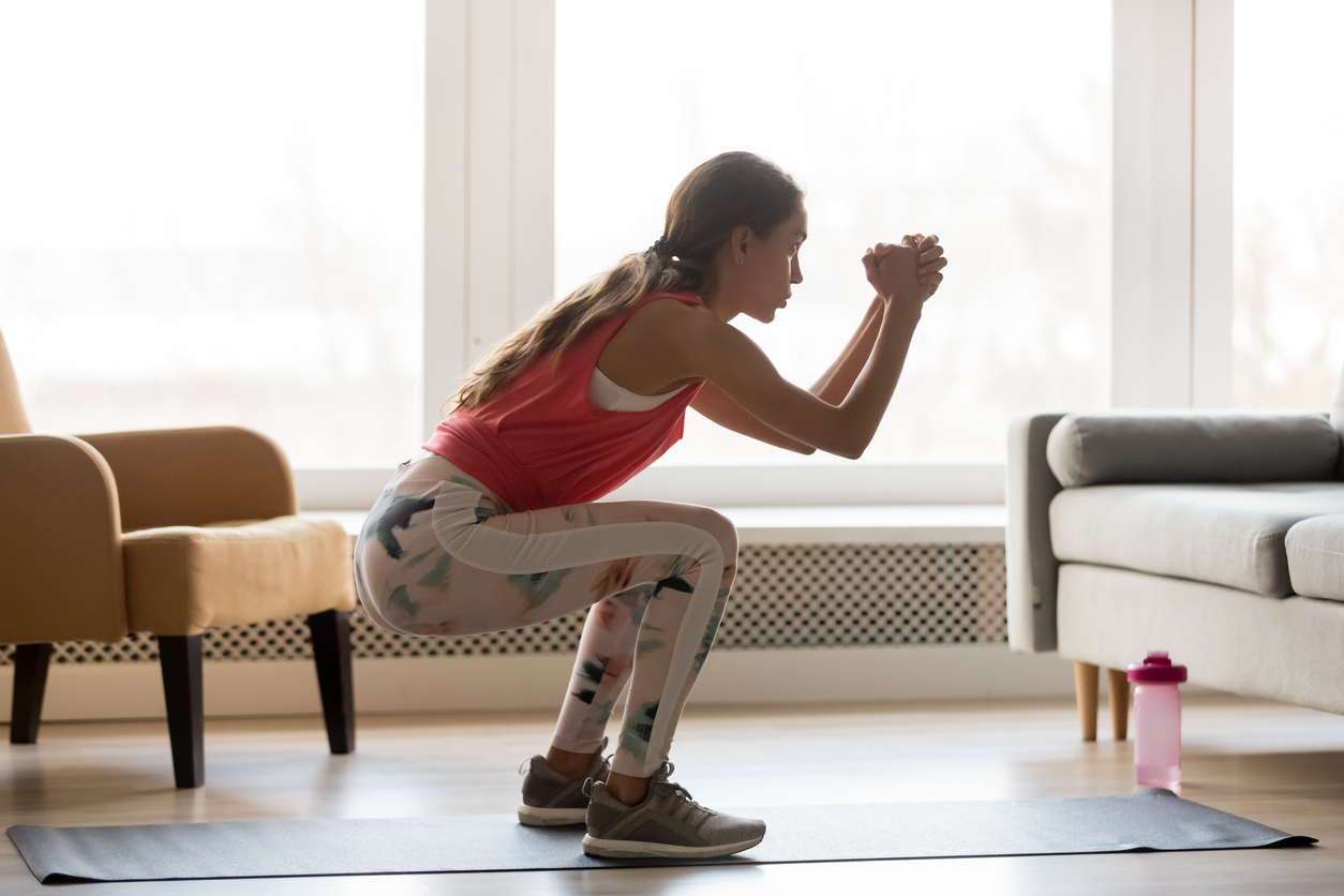 Online Fitness Recommendations – Stuck at home? Workout online!